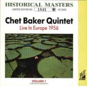 Live In Europe 1956 Volume 1