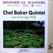 Live In Europe 1956 Volume 2