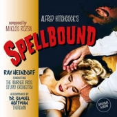 Alfred Hitchcock's Spellbound - Rsd Release