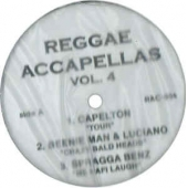 Reggae Accapellas Vol 4