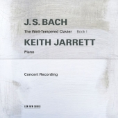 J. S. Bach: The Well Tempered Clavier