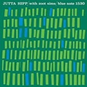 Jutta Hipp With Zoot Sims - Reid Miles Covers Series