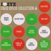 I Love Zyx Italo Disco Collection 6