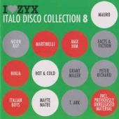 I Love Zyx Italo Disco Collection 8
