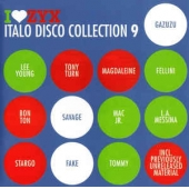 I Love Zyx Italo Disco Collection 9