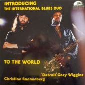 Introducing The International Blues Duo To The World
