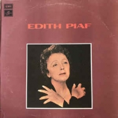 Portrait Of Edith Piaf
