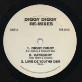 Diggy Diggy Re-mixes